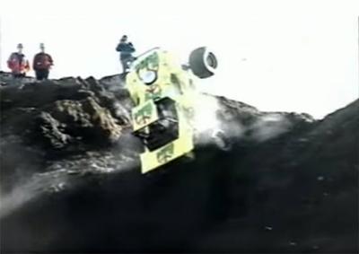Þór Þormar Pálsson at Jósepsdalur, 1996 (0.52 min)