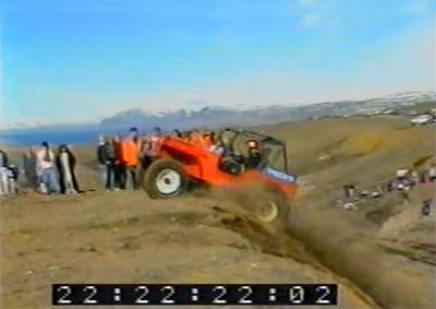 Iceland Akureyri 1986