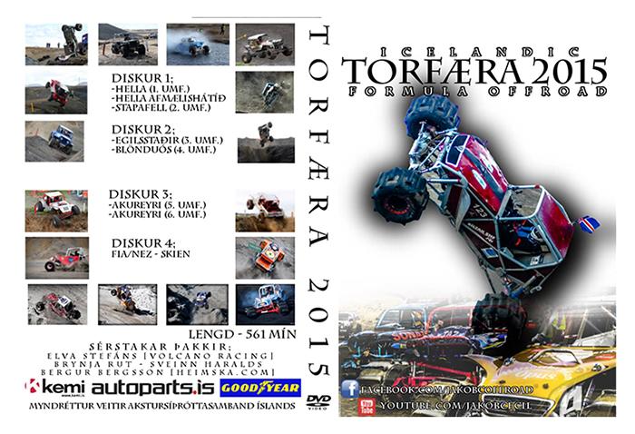 Torfæra 2015 DVD_cover_700pxl