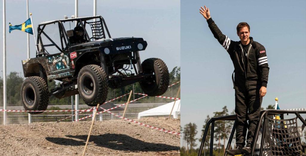 Mattias Andersson - formula sport